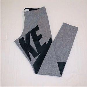 Size small Nike leg a see leggings